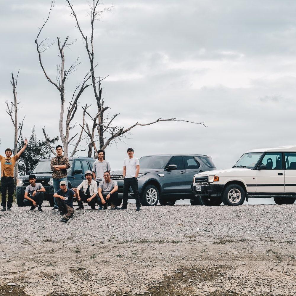 白日夢冒險王:Land Rover Discovery的知本濕地探索與花東奇遇